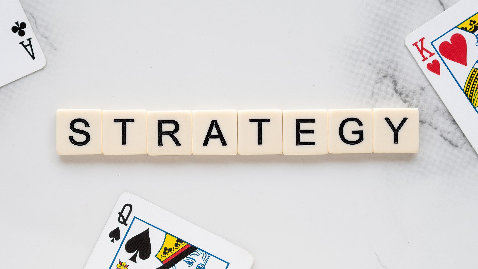 Strategize Like a Professional